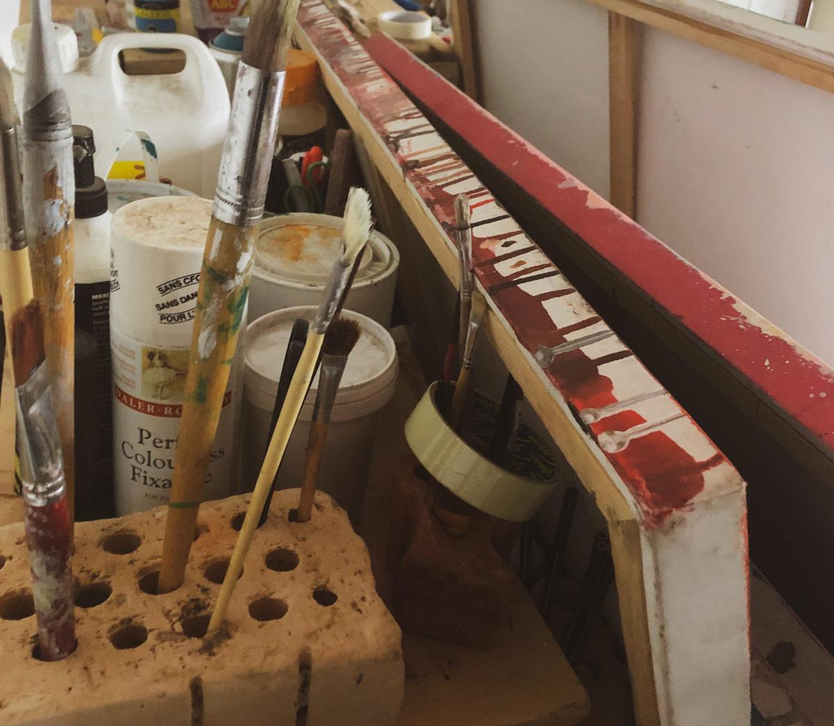 Katarzyna Koch studio brick